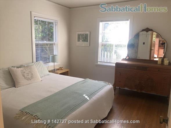 Charming N. Berkeley Home w/ Private Garden for Rent Home Rental in Berkeley, California, United States 2