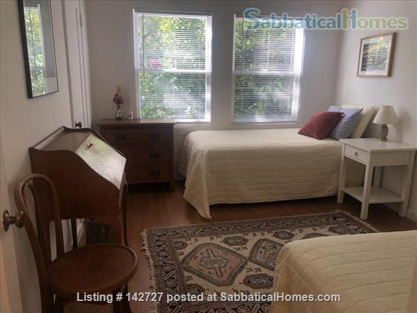 Charming N. Berkeley Home w/ Private Garden for Rent Home Rental in Berkeley, California, United States 3