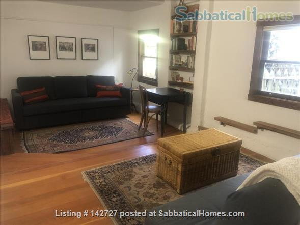 Charming N. Berkeley Home w/ Private Garden for Rent Home Rental in Berkeley, California, United States 4