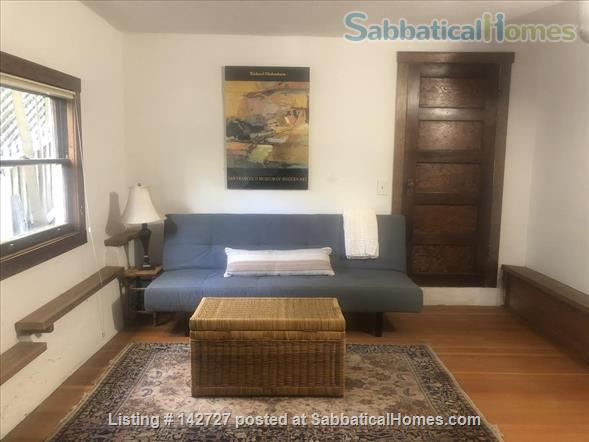 Charming N. Berkeley Home w/ Private Garden for Rent Home Rental in Berkeley, California, United States 5