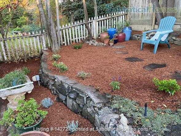 Charming N. Berkeley Home w/ Private Garden for Rent Home Rental in Berkeley, California, United States 6