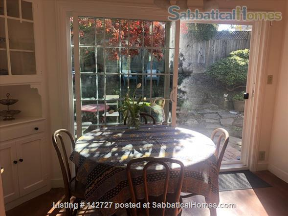Charming N. Berkeley Home w/ Private Garden for Rent Home Rental in Berkeley, California, United States 7