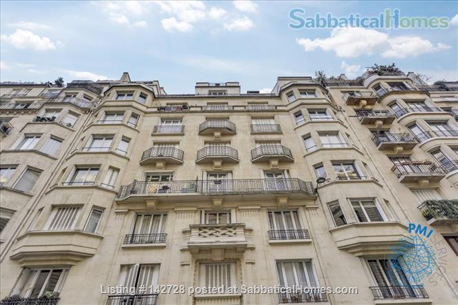 FURNISHED LUXURY 1BR APT PARIS 07 Home Rental in Paris, IDF, France 1