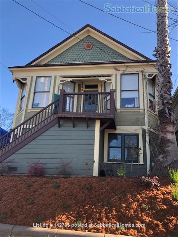 Spacious and charming studio in beautiful Berkeley Victorian Home Rental in Berkeley, California, United States 9