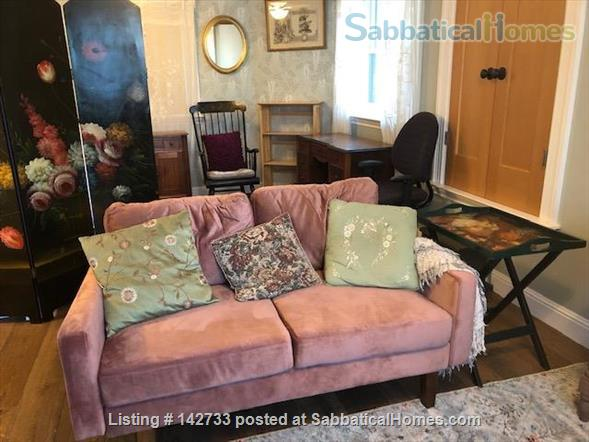 Spacious and charming studio in beautiful Berkeley Victorian Home Rental in Berkeley, California, United States 1