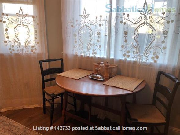 Spacious and charming studio in beautiful Berkeley Victorian Home Rental in Berkeley, California, United States 4