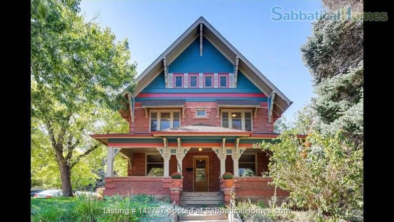 Renovated 6 Bed Home with Hot Tub, Fire Pit, close to Chautauqua & Pearl St and CU Boulder campus Home Rental in Boulder, Colorado, United States 1