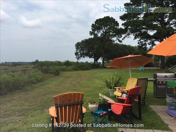 Charleston home w/ stunning marsh views on the Stono River Home Rental in Charleston, South Carolina, United States 4