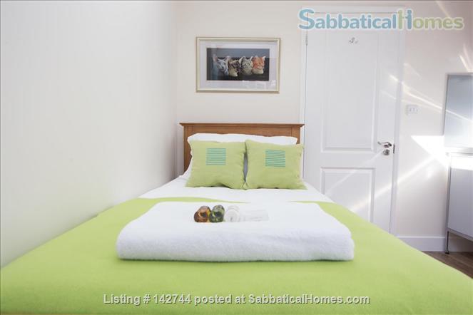 Sunny Studio Apartment in leafy North Oxford Home Rental in Oxfordshire, England, United Kingdom 4
