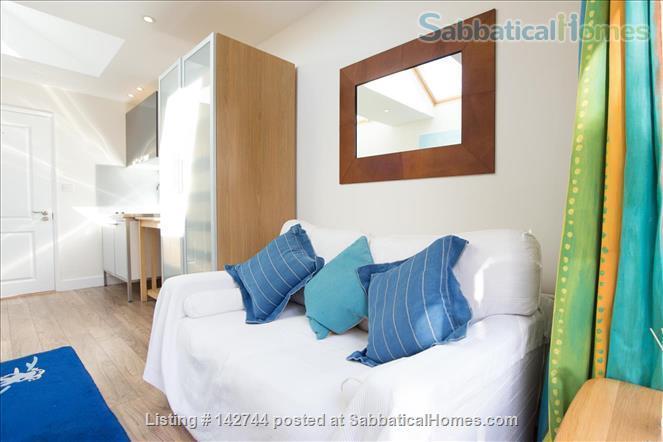 Sunny Studio Apartment in leafy North Oxford Home Rental in Oxfordshire, England, United Kingdom 5