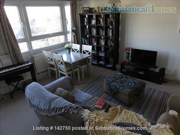 Double bedroom Zone  1 / Tufnell Park/Hampstead Home Rental in Greater London, England, United Kingdom 3