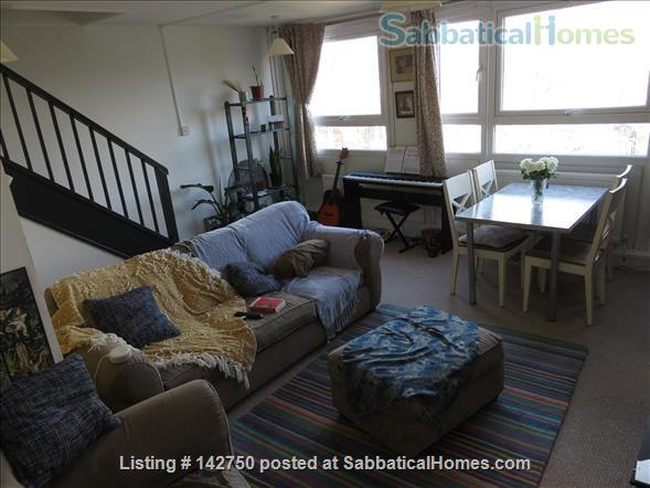 Double bedroom Zone  1 / Tufnell Park/Hampstead Home Rental in Greater London, England, United Kingdom 4