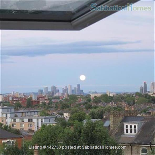 Double bedroom Zone  1 / Tufnell Park/Hampstead Home Rental in Greater London, England, United Kingdom 6