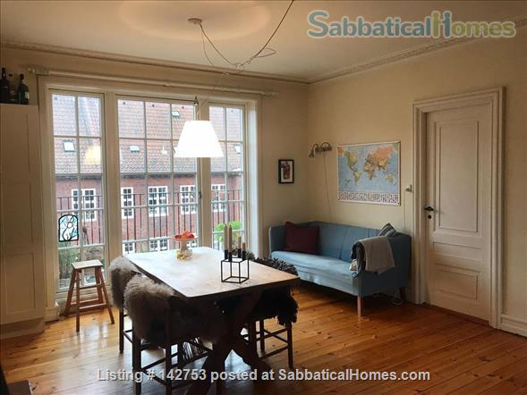 Central cosy home with a view Home Rental in København, , Denmark 1