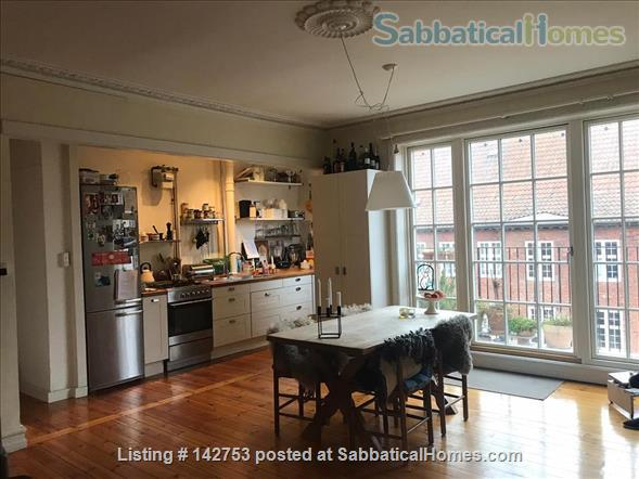 Central cosy home with a view Home Rental in København, , Denmark 0