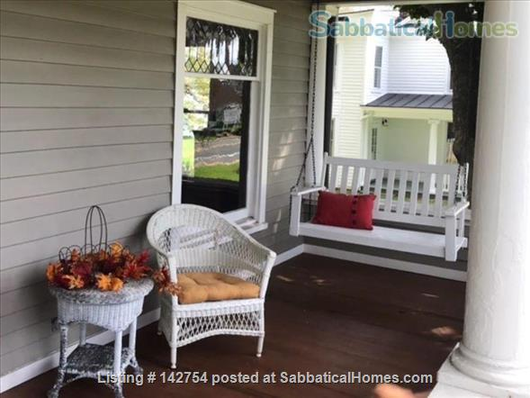 Small-Town House - Easy commute to Charlottesville Home Rental in Gordonsville, Virginia, United States 0