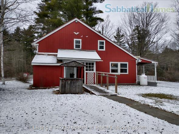 Secluded Quiet Property in Bennington, VT Home Rental in Bennington, Vermont, United States 1