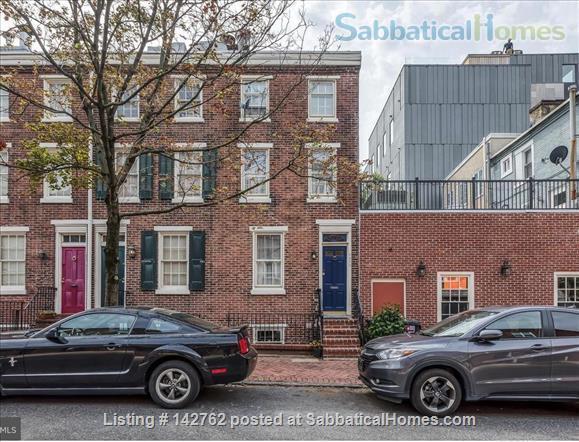 Townhouse near Drexel, University of Pennsylvania, Temple, CHOP Home Rental in Philadelphia, Pennsylvania, United States 1