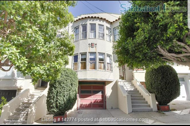 Light filled home  Home Rental in San Francisco, California, United States 5