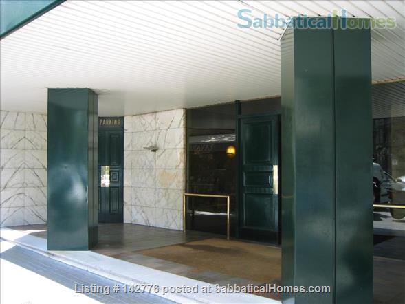 IDEALLY LOCATED FLAT IN BARCELONA DOWNTOWN (EIXAMPLE) Home Rental in Barcelona, Catalunya, Spain 0