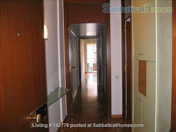 IDEALLY LOCATED FLAT IN BARCELONA DOWNTOWN (EIXAMPLE) Home Rental in Barcelona, Catalunya, Spain 2