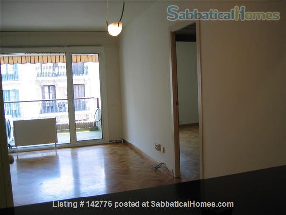 IDEALLY LOCATED FLAT IN BARCELONA DOWNTOWN (EIXAMPLE) Home Rental in Barcelona, Catalunya, Spain 4