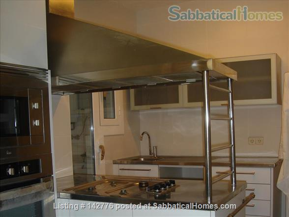 IDEALLY LOCATED FLAT IN BARCELONA DOWNTOWN (EIXAMPLE) Home Rental in Barcelona, Catalunya, Spain 5