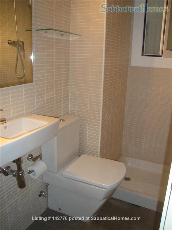 IDEALLY LOCATED FLAT IN BARCELONA DOWNTOWN (EIXAMPLE) Home Rental in Barcelona, Catalunya, Spain 6