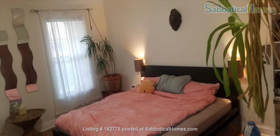 2 bedroom apartment in walking distance of Harvard campus between June20-Oct7  2021 (minimum 3 month!) Home Rental in Somerville, Massachusetts, United States 5