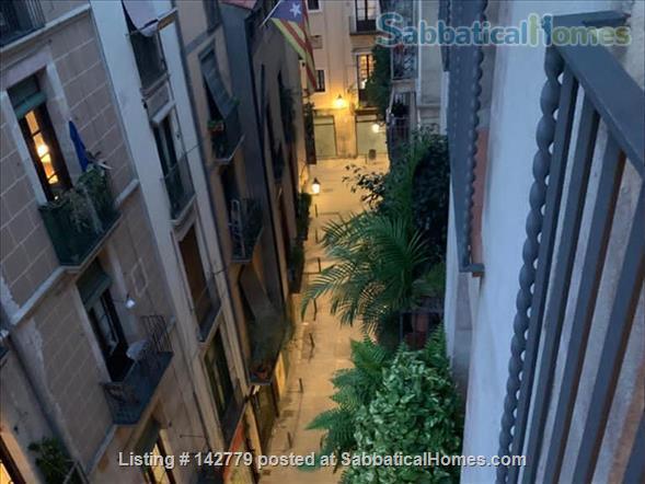 One bedroom for rent in el Born, Barcelona Home Rental in Barcelona, CT, Spain 1