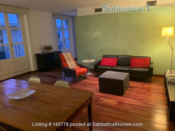 One bedroom for rent in el Born, Barcelona Home Rental in Barcelona, CT, Spain 2