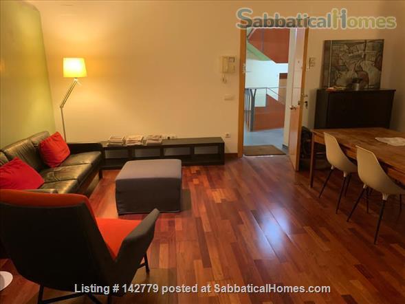 One bedroom for rent in el Born, Barcelona Home Rental in Barcelona, CT, Spain 3