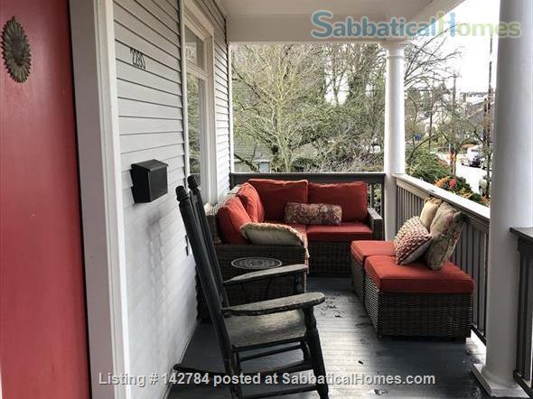 Comfortable Furnished Home in Vibrant SE Portland Home Rental in Portland, Oregon, United States 0