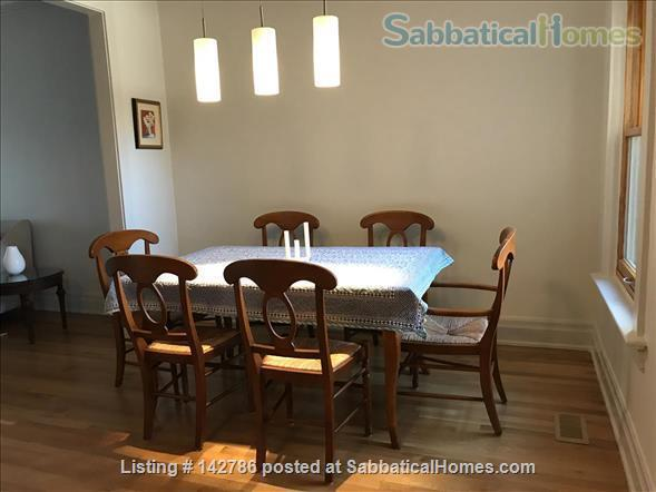 Walk to downtown, hospitals and universities! Home Rental in Toronto, Ontario, Canada 3