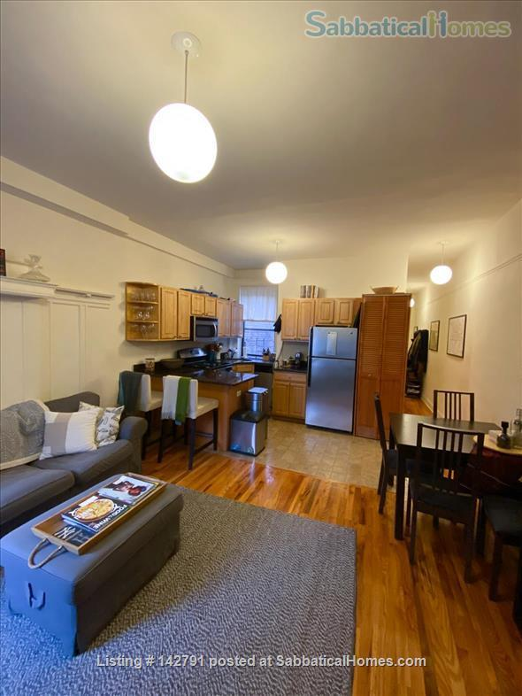 1bd in Heart of Beautiful Park Slope Brownstone. Next to Prospect Park, Ideal WFH space, Dishwasher+Washer/Dryer in Unit  Home Rental in Kings County, New York, United States 2