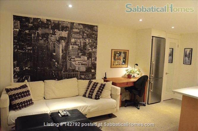 Beautiful bright 1 bdrm apartment on Bickford Park (Little Italy/Bloorcourt) Home Rental in Toronto, Ontario, Canada 0