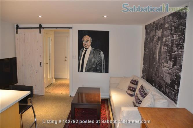 Beautiful bright 1 bdrm apartment on Bickford Park (Little Italy/Bloorcourt) Home Rental in Toronto, Ontario, Canada 2