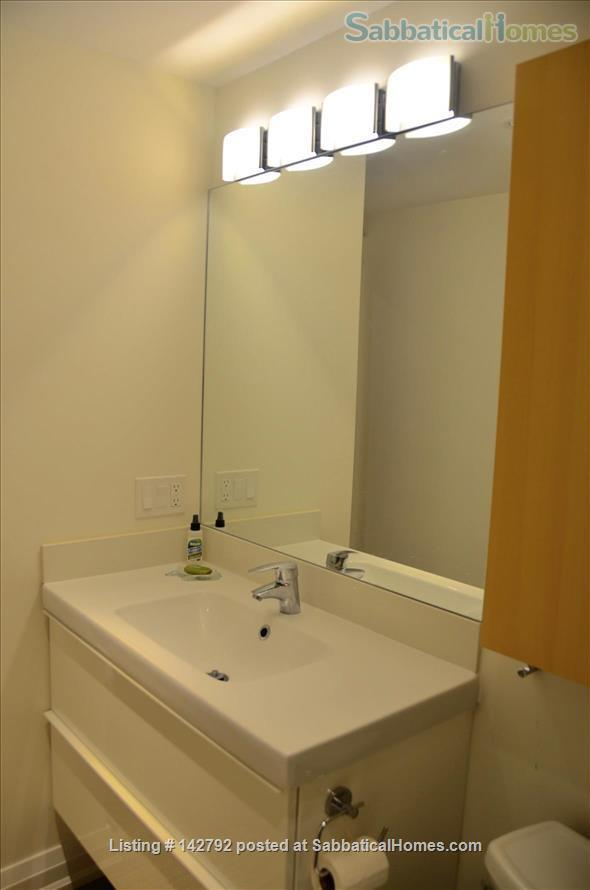 Beautiful bright 1 bdrm apartment on Bickford Park (Little Italy/Bloorcourt) Home Rental in Toronto, Ontario, Canada 5