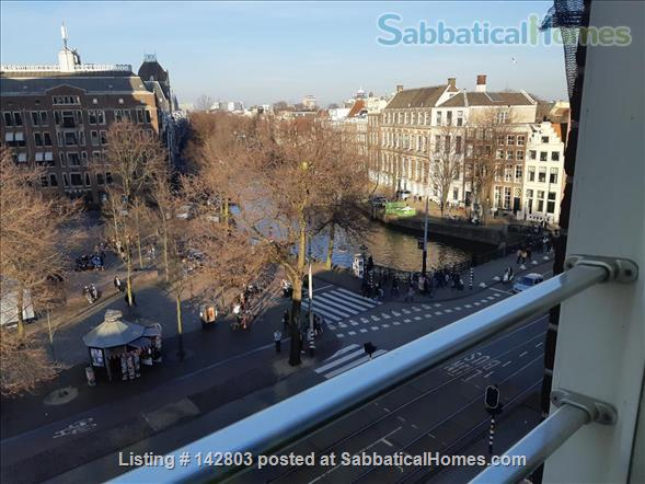 Lovely 1 bed apt. w. lift, 800 sq ft in Center-avail. 02/02/22-03/2/22 Home Rental in Amsterdam, North Holland, Netherlands 9