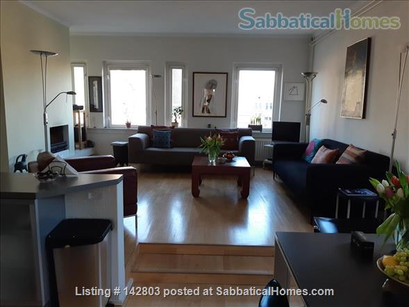 Lovely 1 bed apt. w. lift, 800 sq ft in Center-avail. 02/02/22-03/2/22 Home Rental in Amsterdam, North Holland, Netherlands 1