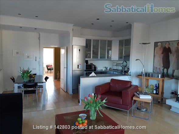 Lovely 1 bed apt. w. lift, 800 sq ft in Center-avail. 02/02/22-03/2/22 Home Rental in Amsterdam, North Holland, Netherlands 2