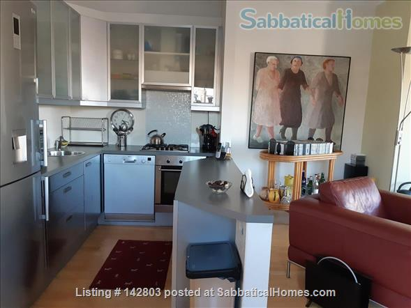 Lovely 1 bed apt. w. lift, 800 sq ft in Center-avail. 02/02/22-03/2/22 Home Rental in Amsterdam, North Holland, Netherlands 3
