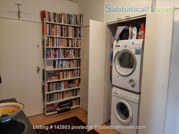 Lovely 1 bed apt. w. lift, 800 sq ft in Center-avail. 02/02/22-03/2/22 Home Rental in Amsterdam, North Holland, Netherlands 4