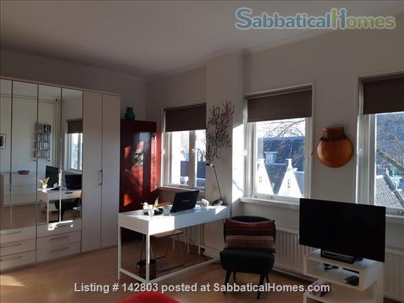 Lovely 1 bed apt. w. lift, 800 sq ft in Center-avail. 02/02/22-03/2/22 Home Rental in Amsterdam, North Holland, Netherlands 8