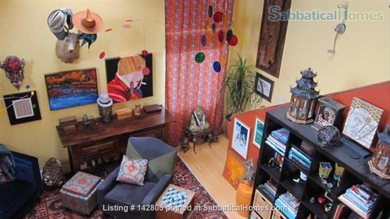 cute one bedroom live/wrk loft near emeryville Home Rental in Oakland, California, United States 3