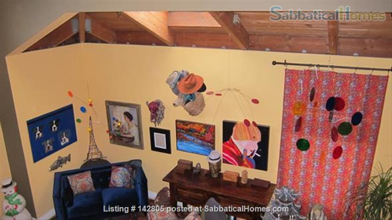 cute one bedroom live/wrk loft near emeryville Home Rental in Oakland, California, United States 5