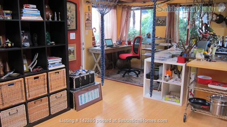 cute one bedroom live/wrk loft near emeryville Home Rental in Oakland, California, United States 8