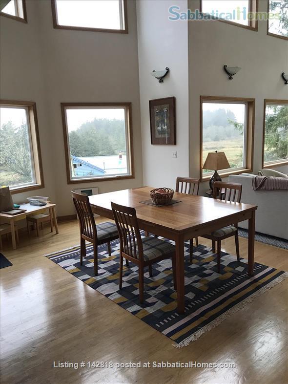 Expansive, Sunny, Coastal Paradise with Stunning Views Home Rental in Nehalem, Oregon, United States 2