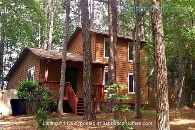 Chapel Hill Home close to UNC/Duke, Furnished Home Rental in Chapel Hill, North Carolina, United States 1