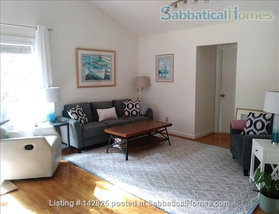 Chapel Hill Home close to UNC/Duke, Furnished Home Rental in Chapel Hill, North Carolina, United States 0